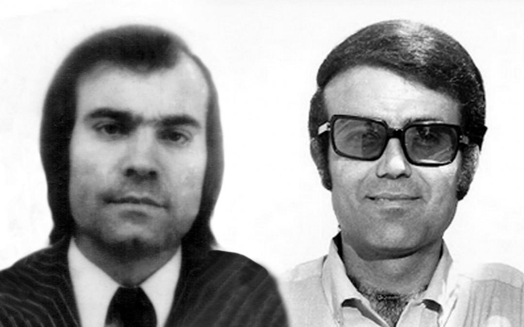 Manuel Quijano 'Kid Jano' y Miguel Samper Peiro 'Michel'