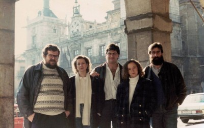 Plaza Mayor – 1988