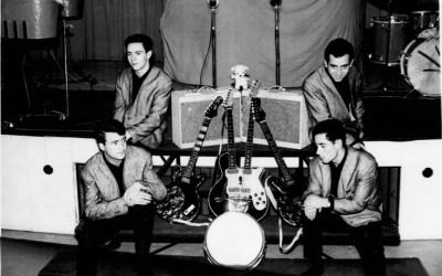 Los Megatones – 1962