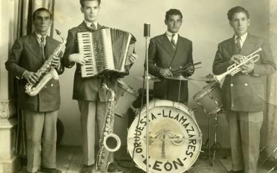 Orquesta Llamazares – 1955