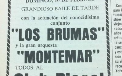 ¡TODOS AL RIOSOL! PUBLICIDAD DE 1974