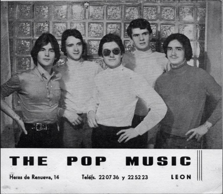 THE POP MUSIC