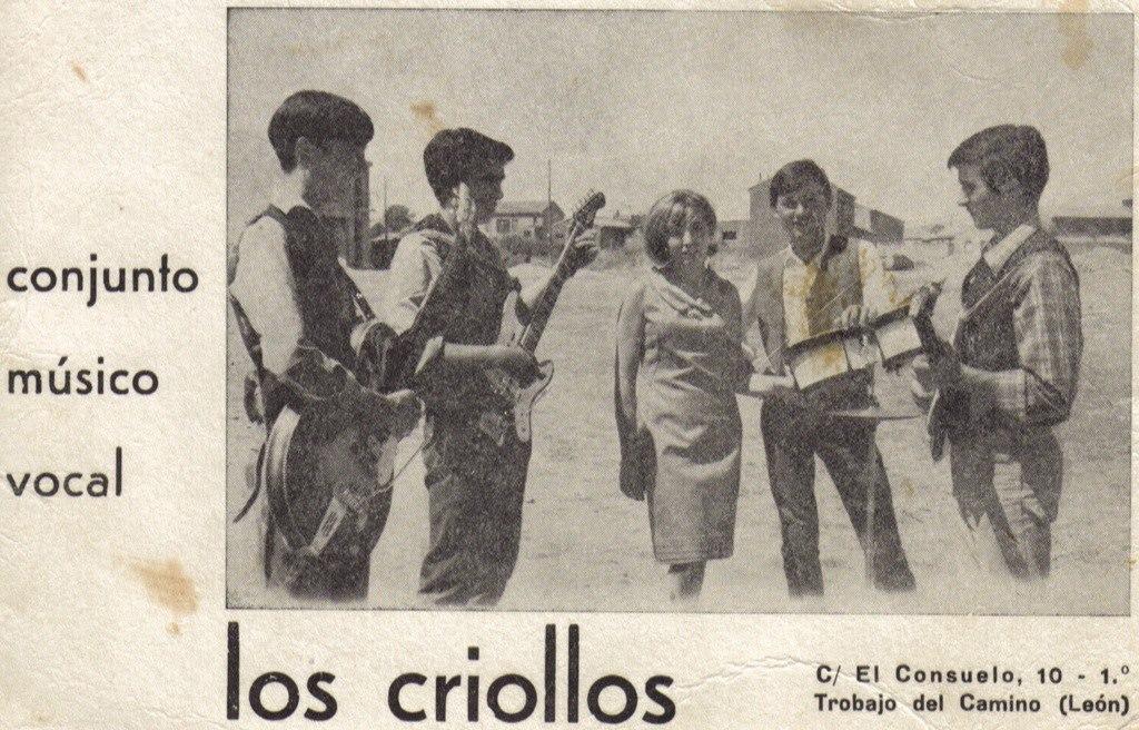 LOS CRIOLLOS