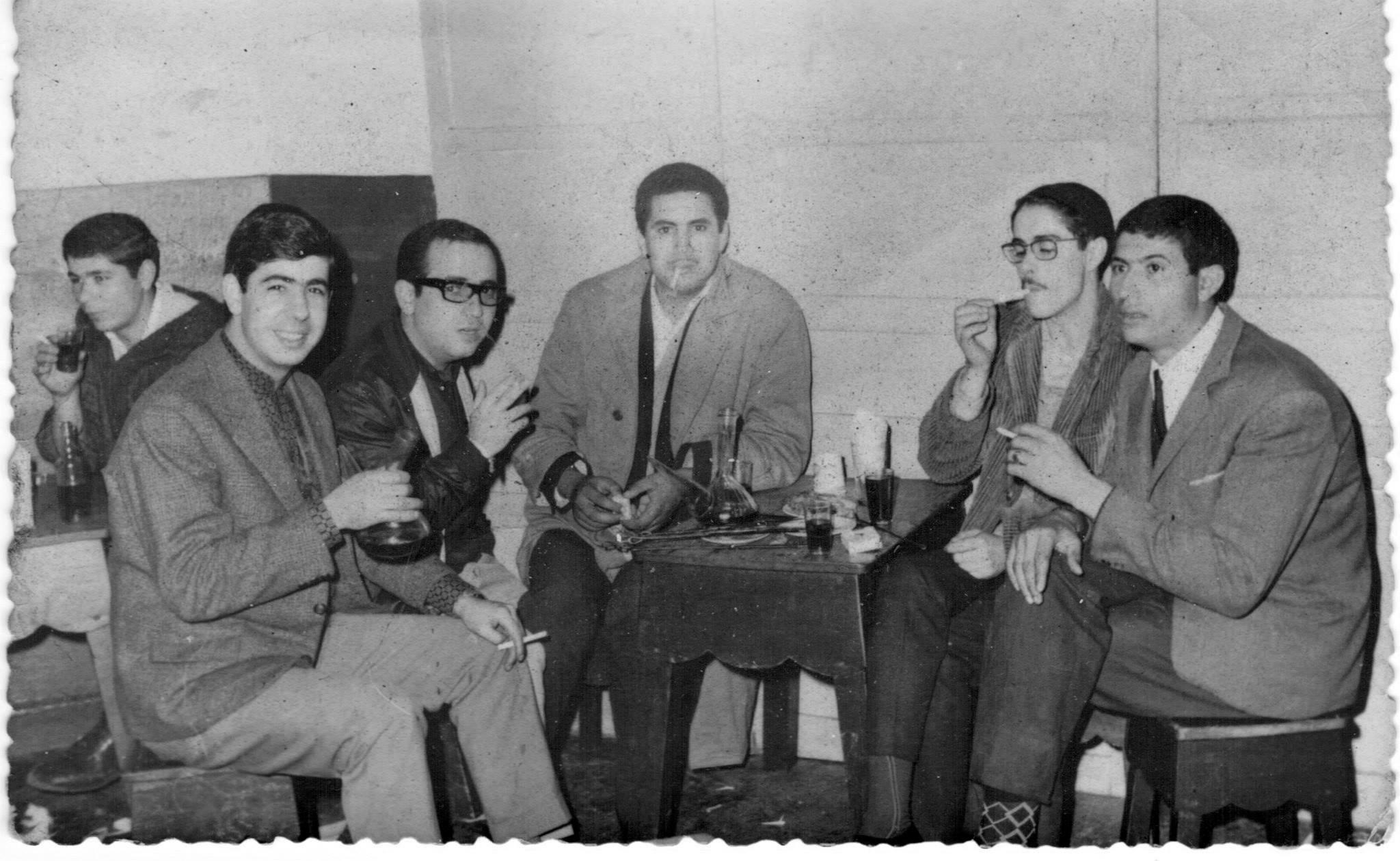 TRICOLORES EN TANGER 1966