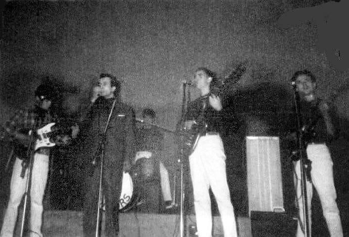 1 LOS CONDORS Ponferrada 1965