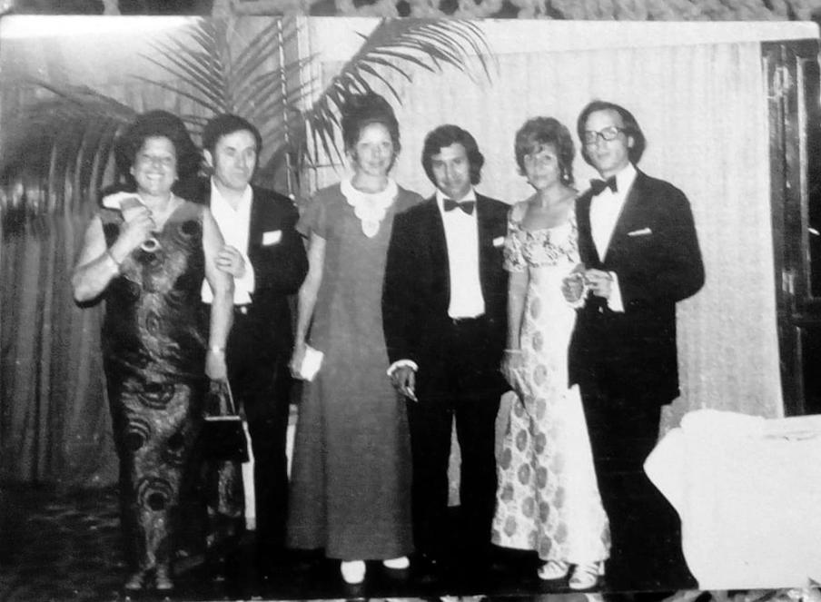 LOS TRICOLORES 1973 TETE