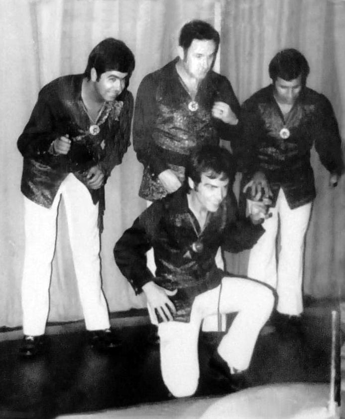 LOS TRICOLORES Beira 1971
