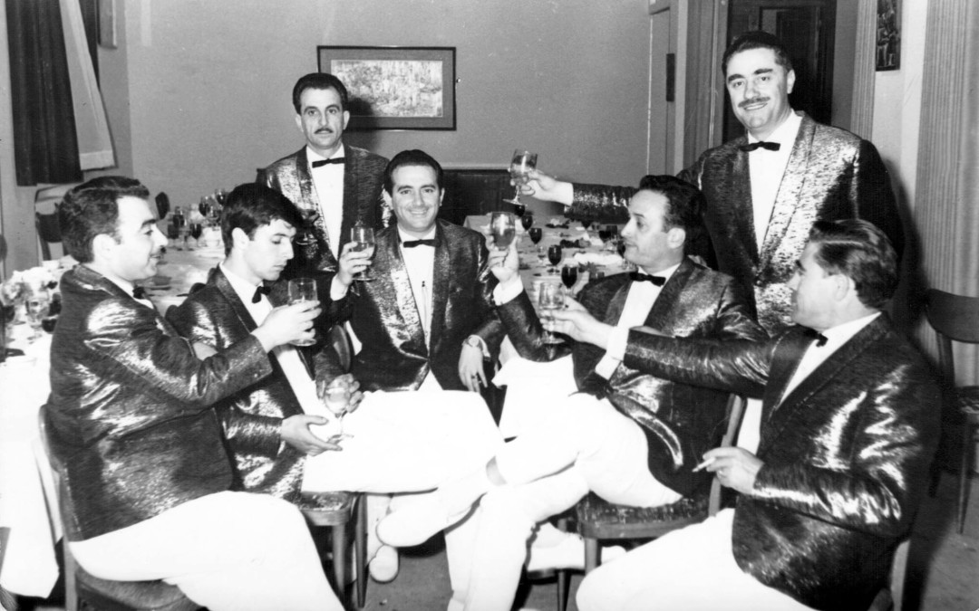 ORQUESTA RIVER CLUB