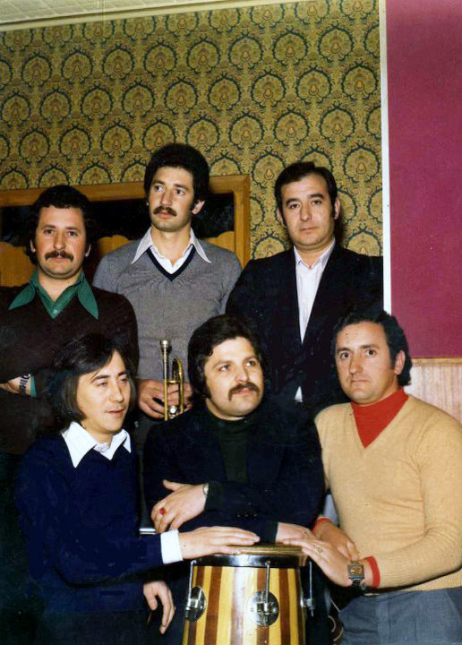 MIXTURA 1978 Mixtura - 1976 - Jesús, Isaac, Ninete, Esteban, Miguel Angel y Eloy